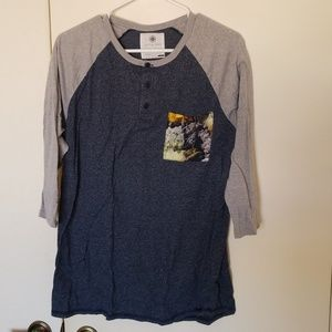 on the byas Shirts - On The Byas 3/4 long sleeve